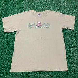 Vintage St Augustine Florida Tourist Shirt